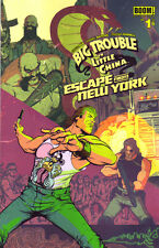 BIG TROUBLE IN LITTLE CHINA/ESCAPE FROM NEW YORK #1 - Cover A - New Bagged