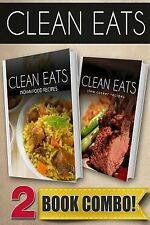 Clean Eats: Indian Food Recipes and Slow Cooker Recipes : 2 Book Combo by...