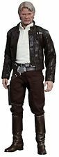 Movie Masterpiece Star Wars / Force of arousal Han Solo 1/6 scale plastic-p