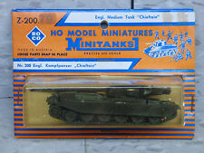 Roco / Herpa Minitanks (NEW) Modern British Chieftain Medium Tank Lot #1383