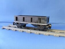 New Custom City Cargo Car Train Built w/ NEW Lego Bricks fits 9V IR RC Track Set