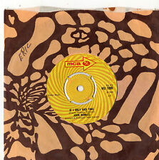 """John Rowles - If I Only Had Time 7"""" Single 1968"""