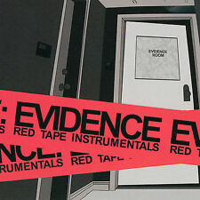 Evidence-Red Tape Instrumental  CD NEW