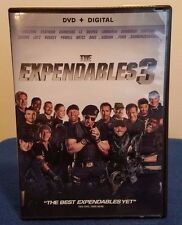 The Expendables 3 DVD + Digital Stallone Statham Banderas Lundgren Snipes Li