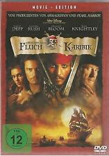 DVD - Fluch der Karibik - Movie Edition / #10172