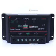 5A 12V LED Solar Panel Battery Regulator Charge Controller Safe Protection AE
