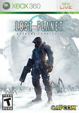 XBOX 360 Lost Planet Extreme Condition Video Game Online Weapon Adventure 1080p