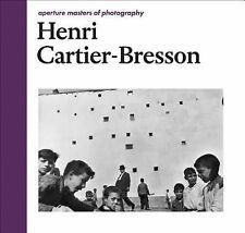 Henri Cartier-Bresson by Henri Cartier-Bresson and Clément Chéroux (2015,...