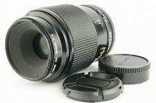 Canon New FD Macro 100mm F 4 f/4 Lens from Japan Exc- *0546
