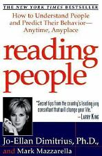 Reading People : How to Understand People.....by Dimitrius and Mazzarella