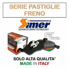 KIT 4 PASTIGLIE FRENO ANTERIORI ALFA ROMEO 147 156 - SPORTWAGON 1.9 JTD