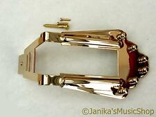 Gold cordier Queue Pièce + crampons fits selmer macafferri Guitare Acoustique / Jazz