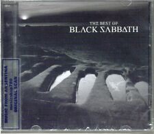 BLACK SABBATH THE BEST OF BLACK SABBATH SEALED 2 CD SET NEW GREATEST HITS