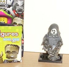 2015 Lego Monsters Minifigures series 14 #7 Spectre Complete with Package