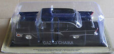 "DIE CAST "" GAZ 13 CHAIKA "" LEGENDARY CARS SCALA 1/43"