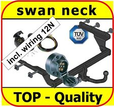 Towbar & Electric 12N Ford Mondeo Estate II III 1996-2000 2000-2007 / swan neck