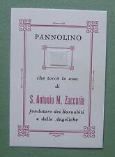 Reliquia – Reliquiario – Relic - Reliquary S. Antonio Maria Zaccaria