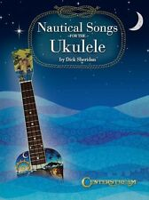 Nautical Songs For The Ukulele Learn to Play MERMAID SONG TUNES UKE Music Book