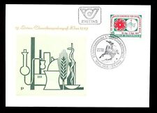 Austria 1983 Chepaotherapy Congress FDC #C3299
