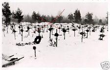 16454/ Originalfoto 9x13cm, Deutscher Soldatenfriedhof Tortolowo, 1942