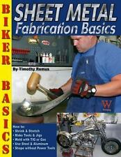 Sheet Metal Fabrication Basics by Rob Roehl and Timothy Remus (2007, Paperback)