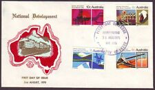 1970 NATIONAL DEVELOPMENT ON EXCELSIOR  FIRST DAY COVER UNADDRESSED (RU1741)