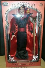 "Disney limited edition doll 17"" jafar"