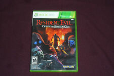 Resident Evil: Operation Raccoon City  (Microsoft Xbox 360, 2012) COMPLETE