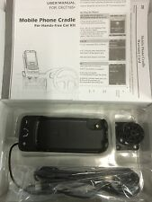 ZTE Telstra T165+ Explorer Bluetooth Cradle to suit the BCKM01 H/Free Car Kit