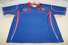 Newcastle Knights NRL Mens Blue Red Supporter Home Jersey Size L New