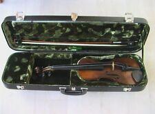Hopf Geige Violine mit Etui / Geigenkasten / spielbereit / viele Fotos und Video