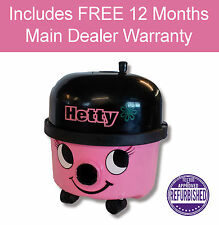Numatic Hetty - 620w Eco - HVR200 *High or Low* Power Cylinder Vacuum Cleaner