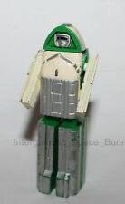 1986 Bandai Machine Robo Japanese Train Robo MR-12 Action Figure ( Green )