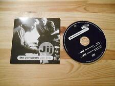 CD Pop De Jongens Van Dijk - Jij (2 Song) RED BULLET