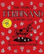 The Story of Ferdinand : 75th Anniversary Edition by Munro Leaf (2011,...
