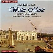 George Frederick Handel - Handel: Water Music; Concerto Grosso Op. 6/4 (2013)