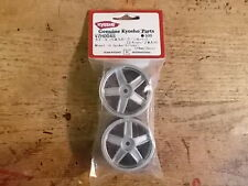 VZH004S Wheel (Silver / 24mm) - Kyosho V-One Pure Ten Fazer GP-10 Fazer TF-3 TF2
