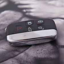 Smart Card Remote Key Shell Case Fob 5 Button for Range Rover Evoque No Chip