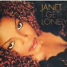 Janet Jackson, I Get Lonely, NEW/MINT Original UK 12 inch vinyl single