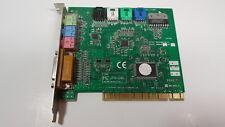 Creative Labs Soundblaster CT5803 PCI Sound Card 0009624P D253503 dell pn 74HUW