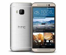 HTC One M9 (Latest Model) - 32GB - Gold on Silver (T-Mobile) Grade A-