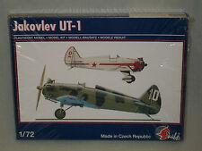 Pavla 1/72 Scale Soviet Jakovlev UT-1 Trainer