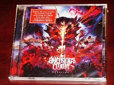 Aversion's Crown: Xenocide CD 2017 Nuclear Blast USA Records NB 3480-2 NEW