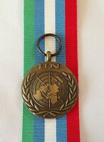 UNMIBH Bosnia Full Size Medal, Loose, Court or Swing Mounted Option, United