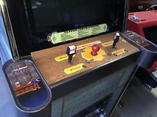 Bally Midway TAPPER arcade custom coasters for cup holders on the cabinet!