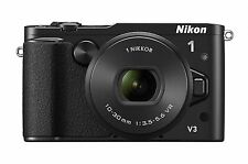 Nikon 1 V3 Digital Camera 10-30mm PD-Zoom Lens Kit *Free Shipping*