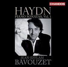 Haydn: Piano Sonatas, Vol. 1 (CD, Mar-2010, Chandos)