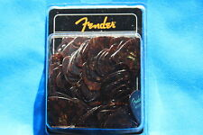 Fender 351 Classic Celluloid Picks, Tortoise Shell, Medium, 144 ct., 0980351300