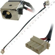 ASUS N56VM N56VJ N56VZ N56DP N56DY DC Power Jack Port Socket with Cable Wire