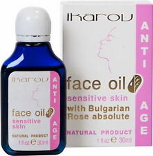 IKAROV ANTI AGE FACE OIL for Sensitive Skin, with Bulgarian Rose Extract - 30 ml